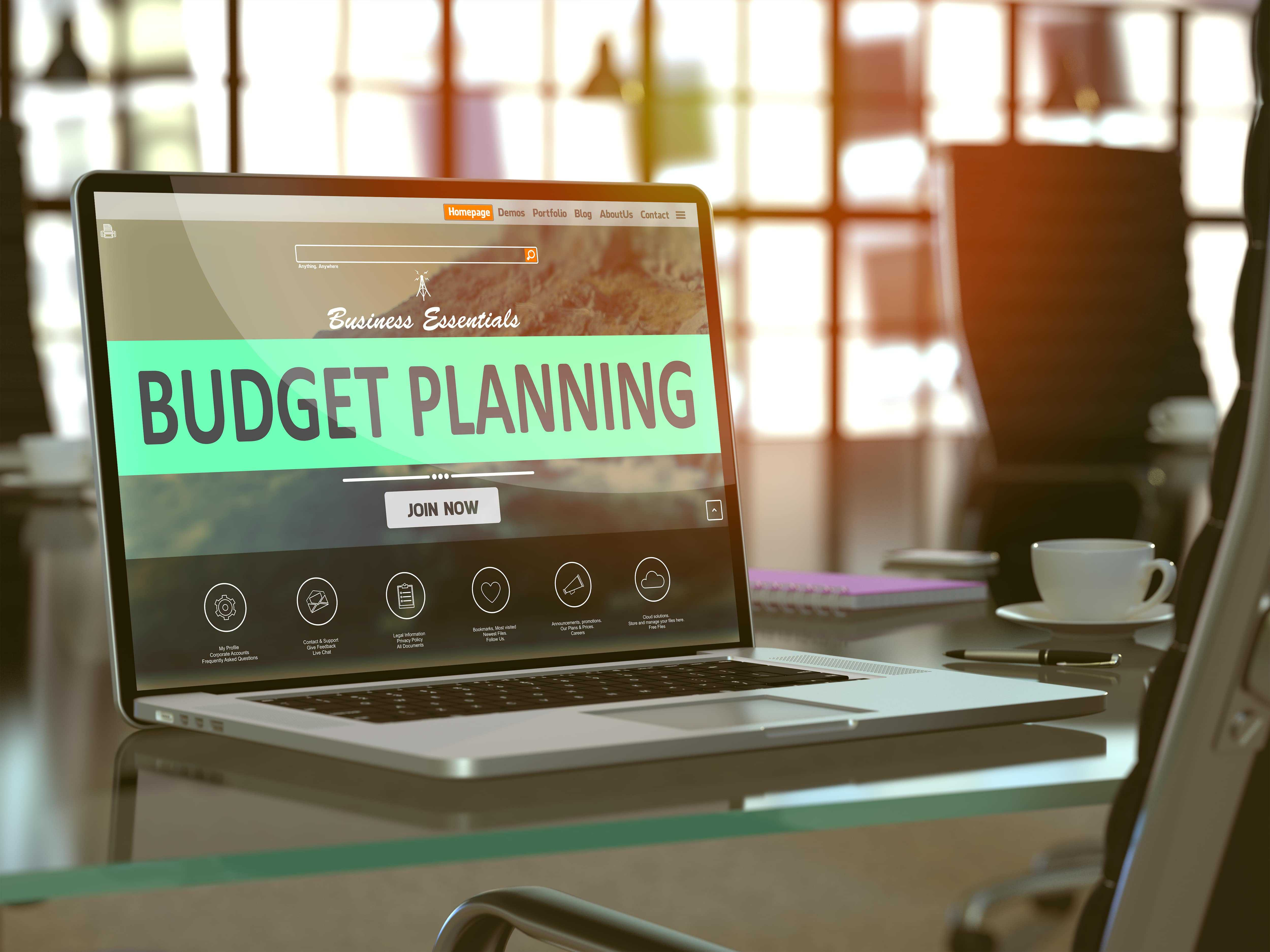 how to set a small business marketing budget