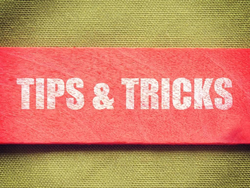 Tampa website tips