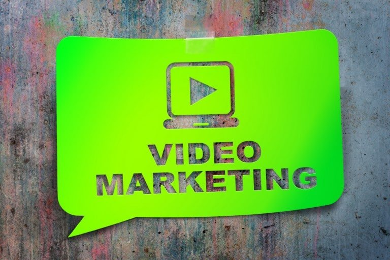 video marketing cut out